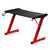 Gamdias Daedalus E2 Gaming Desk with Carbon Fiber Surface and Adjustable Feet Knob