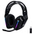 Logitech G733 Lightspeed RGB Wireless Gaming Headphone with PRO-G 40mm Driver and 6mm Boom Microphone