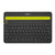 Logitech K480 Wireless Multi-Device Keyboard Black with Bluetooth Connectivity Up to 10m Range