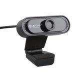 Lapcare Lapcam 720P HD Webcam For PC Desktop & Laptop with Built-in Noise Isolating Microphone & Wide Angle Lens & Large Sensor for Superior Low Light