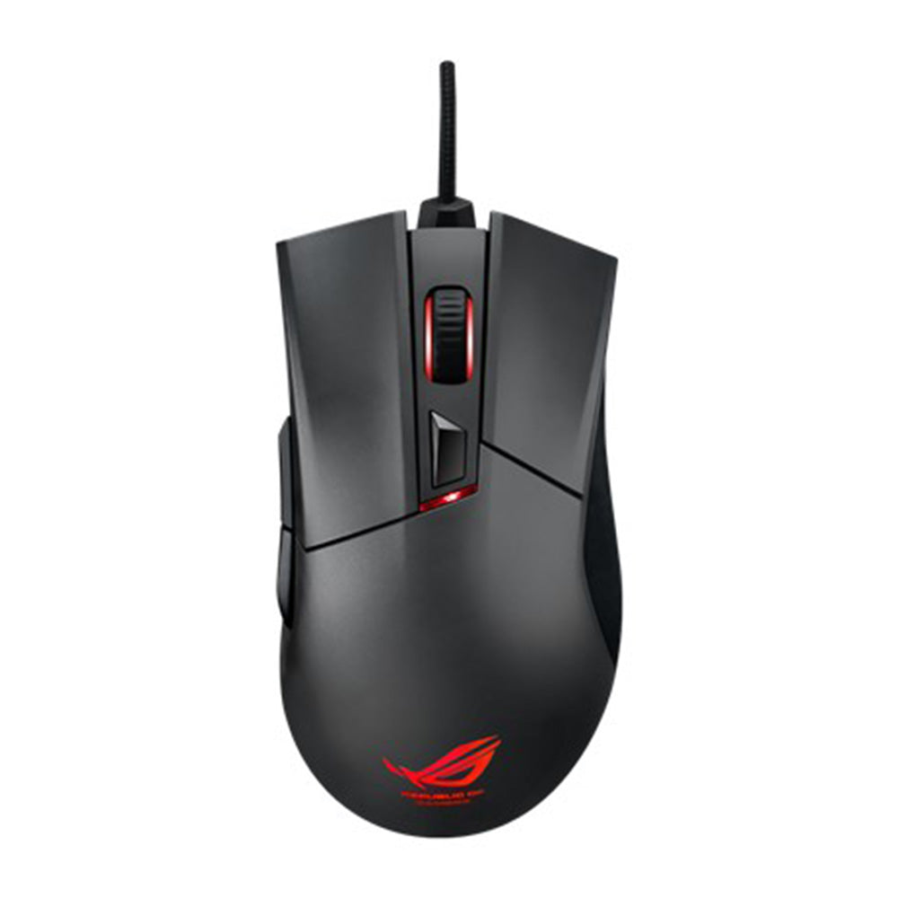 Asus ROG Gladius Gaming Mouse with 6 Programmable Buttons