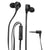 HP H2310 In-Ear Stereo Headset with Mic and Dedicated Media Control Buttons - Black