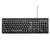 HP 100 Wired USB Desktop Keyboard with Height Adjustment