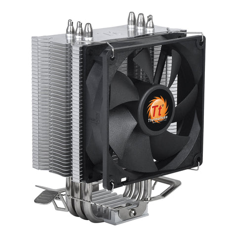 Thermaltake Contac 9 CPU Cooler with 92mm PWM fan and U-shape Copper Heatpipes