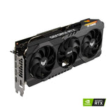 ASUS TUF Gaming GeForce RTX 3060 Ti OC Edition Graphics Card GDDR6 8GB 256-Bit with DLSS AI Rendering