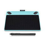Wacom Draw Pen Tablet (6.7 inch) Mint Blue | Buy on TPS - The peripheral Store