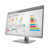 HP EliteDisplay 27 inch E273Q IPS LED Backlit QHD Anti-Glare Computer Monitor with Pivot Rotation