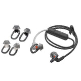 Plantronics BackBeat FIT 305 Neckband with Sweat Moisture Protection and Noise Cancellation