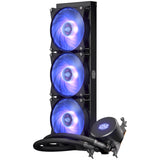 CoolerMaster MasterLiquid ML360 RGB TR4 Edition CPU Liquid Cooler with RGB Controller