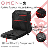 HP OMEN X Transceptor Gaming Laptop Backpack