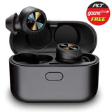 Plantronics BackBeat PRO 5100 True Wireless Earbuds with 1 year free Gaana Plus Subscription