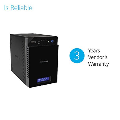 NA] NETGEAR ReadyNAS 214 - RN214 - Best Price in India