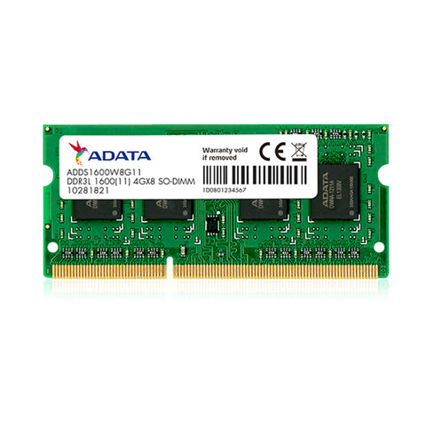 ADATA Premier Series DDR3 8GB 1600MHz Laptop Memory RAM - The Peripheral Store | TPS