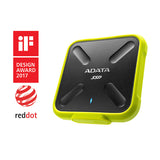 ADATA SD700 512GB USB 3.1 External Solid State Drive - P/N: ASD700-512GU3-CYL - The Peripheral Store | TPS