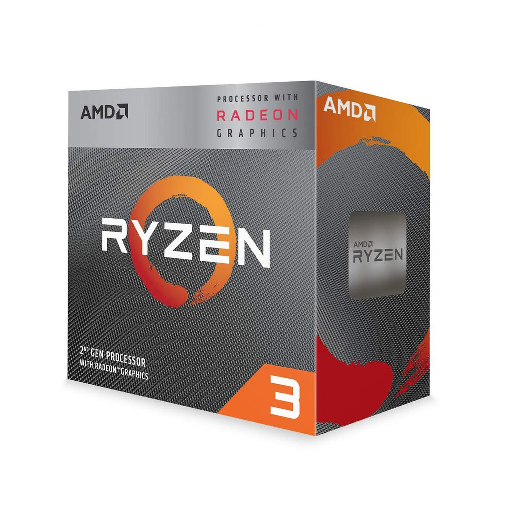 AMD Ryzen 3 3200G Desktop Processor and GALAX A320M  Motherboard Combo From TPS Technologies