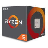 AMD Ryzen 5 1600 Desktop Processor and MSI A320M-A PRO MAX Motherboard Combo