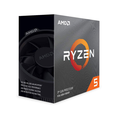AMD Ryzen 5 3500 Desktop Processor Upto 4.1 GHz 6 Core AM4 Socket 19MB Cache