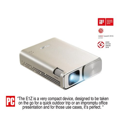 ASUS ZenBeam Go E1Z USB Pocket Projector - The Peripheral Store | TPS