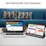 ASUS ZenScreen MB16AC 15.6-Inch Portable USB Monitor - The Peripheral Store | TPS