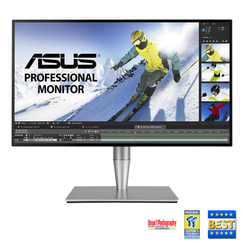 ASUS ProArt PA27AC 27-inch WQHD HDR Professional Monitor - The Peripheral Store | TPS