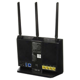 ASUS RT-AC68U (Pack of 2) AC1900 Dual Band Gigabit WiFi Router with AiMesh and   AiProtection support