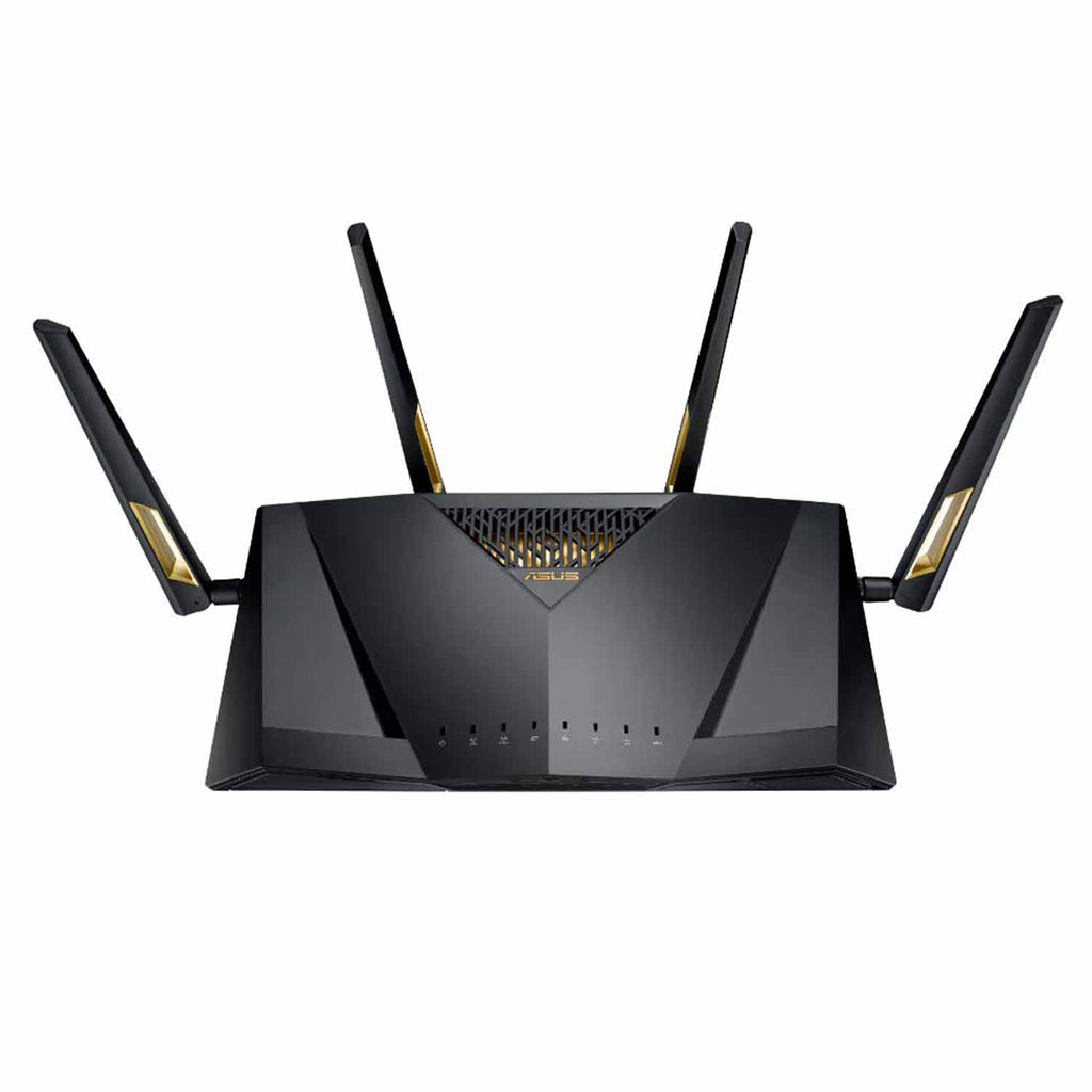 ASUS RT-AX88U AX6000 Dual Band WiFi 6 (802.11ax) Gaming Router with AiProtection Pro and AiMesh