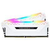 Corsair Vengeance RGB Pro RAM 32GB DDR4 3200MHz UDIMM 288 Pin Desktop Memory Kit