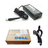 Dell Original 65W 19.5V 7.4mm Pin Laptop Charger Adapter for Latitude D631