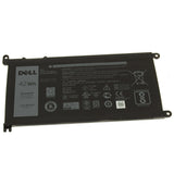 Dell Original 3500mAh 11.4V 42WHR 3-Cell Replacement Laptop Battery for Vostro 15 5568