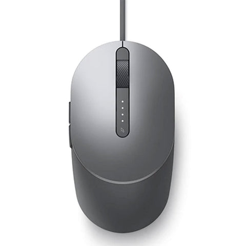 Dell MS3220 Laser Wired Mouse with Ambidextrous design and two Programmable Buttons