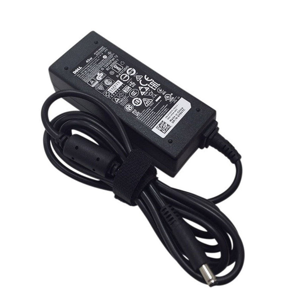 Dell Original 45W 19.5V 4.5mm Pin Laptop Charger Adapter for Inspiron 13 5370