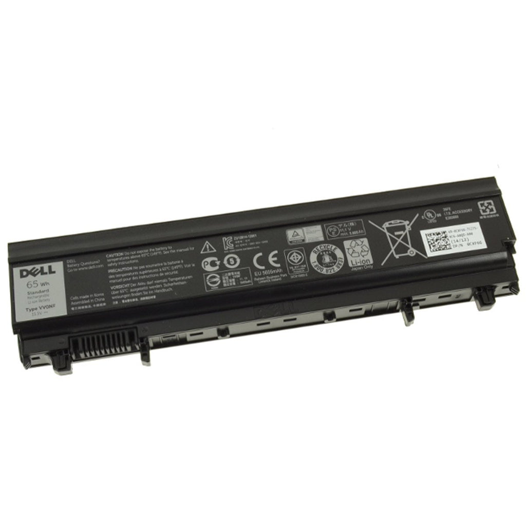 Dell Original 5400mAh 11.1V 65WHR 6-Cell Battery for Latitude E5440
