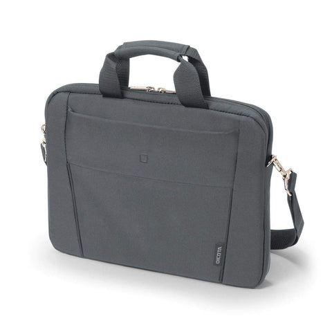 Dicota Executive slim 14 Inch Briefcase Slipcase with Shoulder Strap for Laptops
