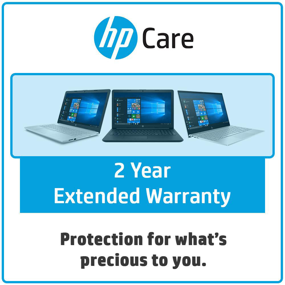 HP Care Pack 2 Years Additional Warranty for Spectre Laptops