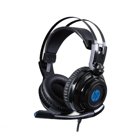 HP H200GS Over-Ear Wired Gaming Headphone with Built-in Microphone