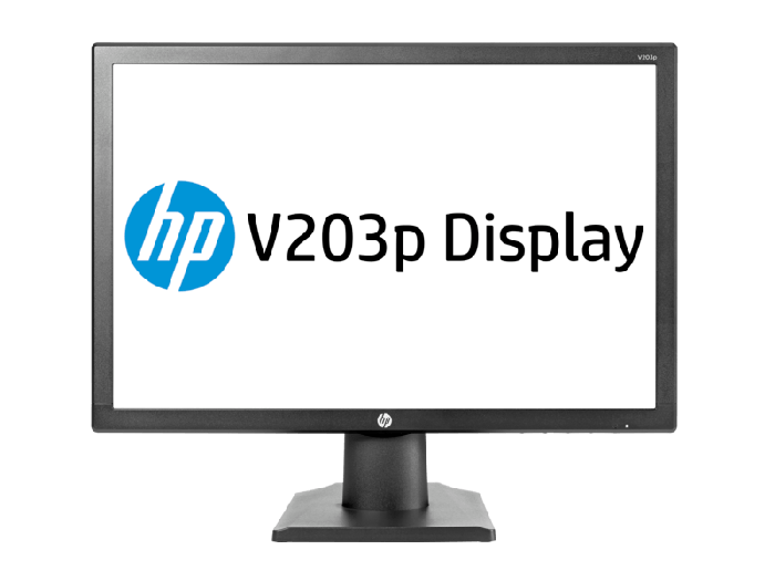 HP  V203P 19.5 inch LED-BackLight Monitor