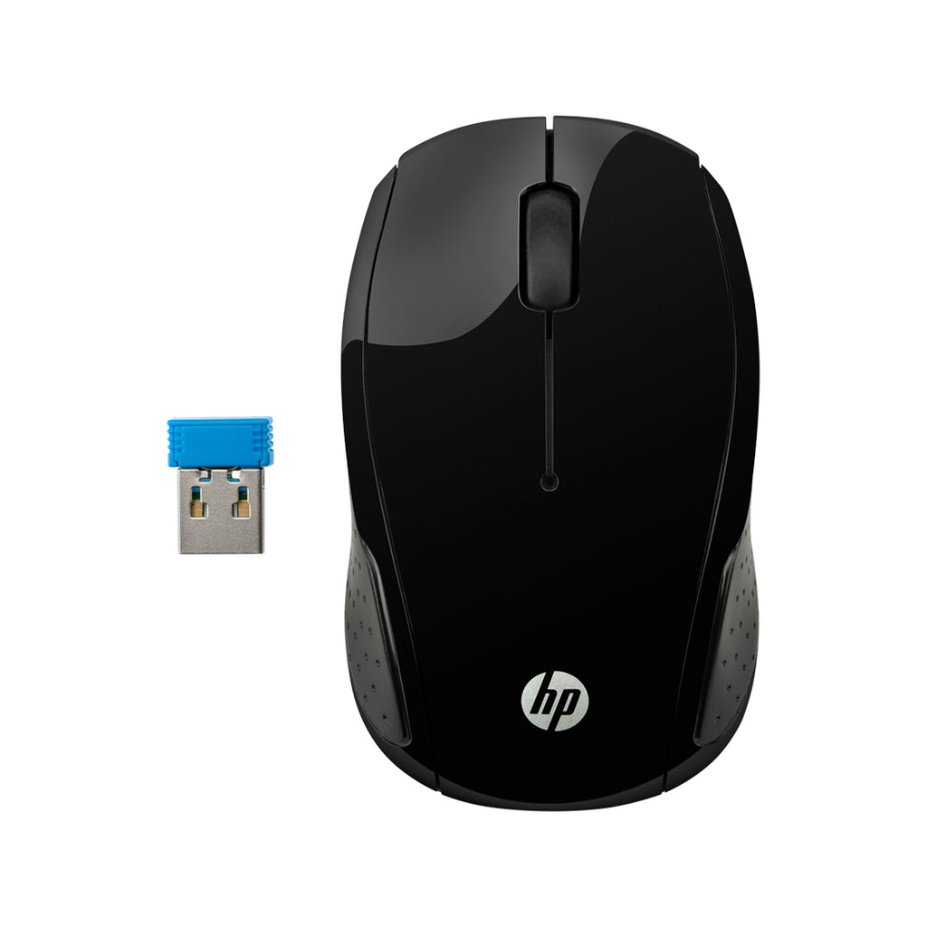 HP 200 Wireless Optical Mouse with 1000 DPI and 2.4GHz Connectivity