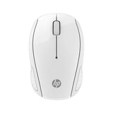 HP 202 Snow White Wireless Mouse