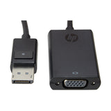 HP Display Port To VGA Adapter Cable (AS615AA)