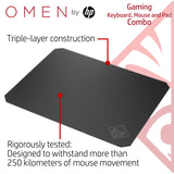 OMEN Sequencer Keyboard, 400 Mouse and Mousepad Gaming Combo