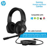 HP Pavilion Gaming Combo Headset 400 and Mouse 300