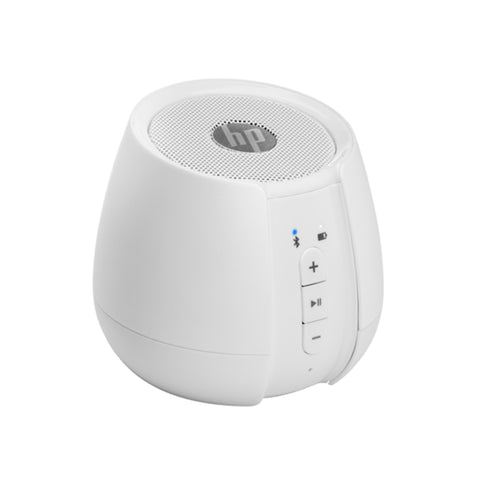 HP S6500 Bluetooth Wireless Mini Speakers White