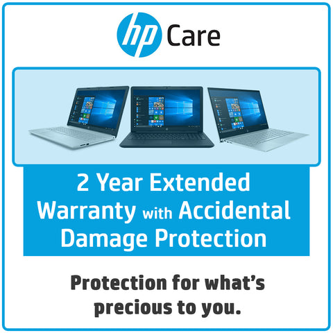 HP Care Pack 2 Years Additional Warranty with ADP for Pavilion and X360 Laptops