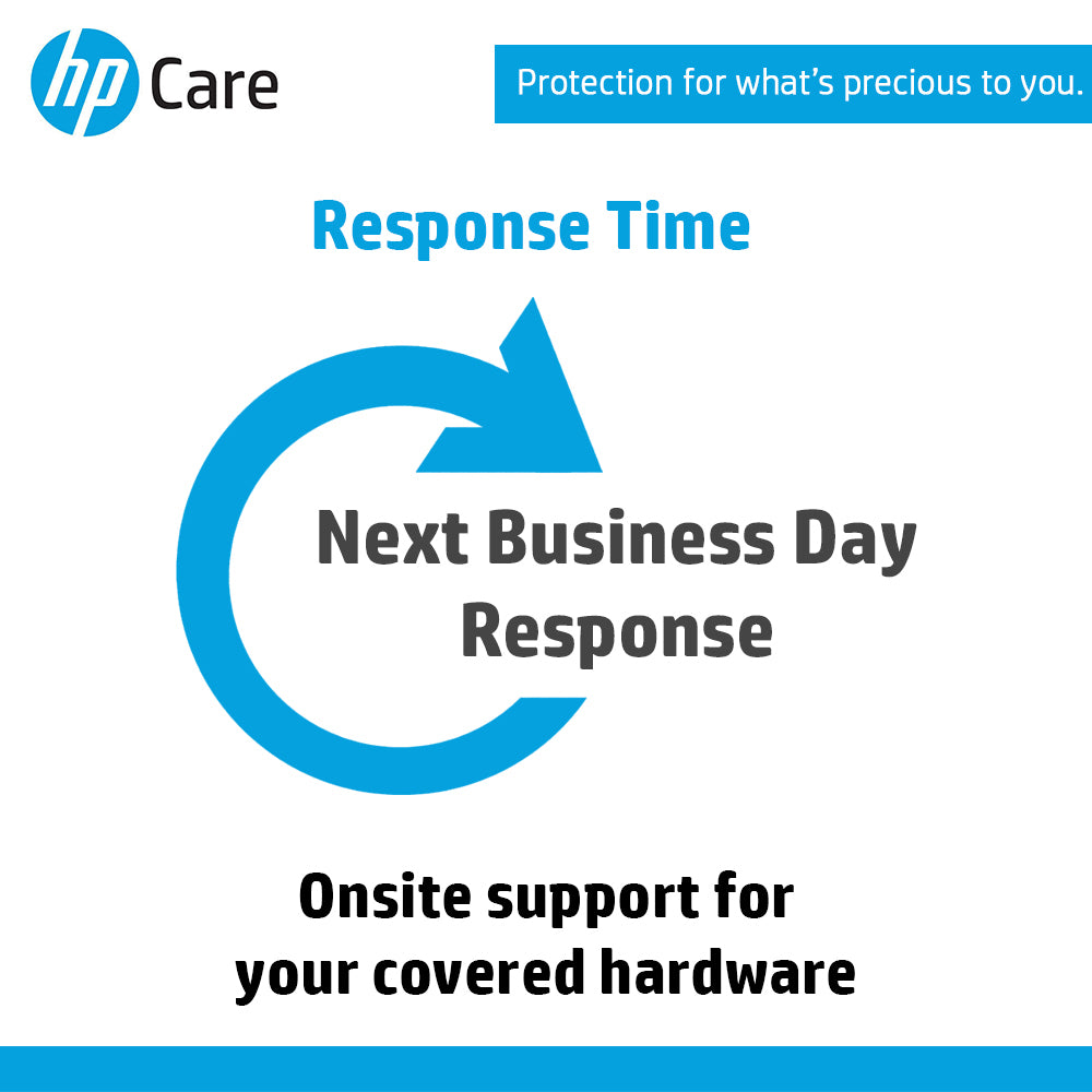 HP Care Pack For 2 Years Additional Warranty With ADP For