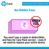 HP Care Pack 1 Year Additional Warranty for Envy and Omen Laptops