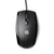 HP X500 Wired 3 Button Optical Sensor USB Mouse