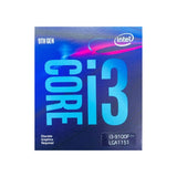 Intel Core i3-9100F LGA1151 Desktop Processor and ASUS PRIME H310M-E R2.0 Motherboard Combo
