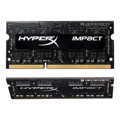 Kingston HyperX Impact 16GB DDR4 2400MHz SO-DIMM Laptop RAM - P\N: HX424S14IB/16 - The Peripheral Store | TPS