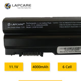 LAPCARE 11.1V 4000mAh 6 Cell BIS Certified Premium Quality Compatible Li-ion Laptop Battery for Dell Inspiron 17R SE 7720