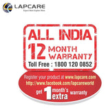 LAPCARE 11.1V 4000mAh 6 Cell BIS Certified Premium Quality Compatible Li-ion Laptop Battery for Dell Inspiron M521R